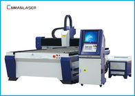ประเทศจีน Cnc 2mm Stainless Steel Aluminum  Fiber Laser Metal Cutting Machine 1500*3000mm โรงงาน