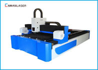 ประเทศจีน Water Cooling 500w 1000w Carbon Steel Tube Pipe Metal Laser Cutting Machine โรงงาน