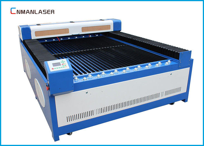 High Speed Sealed CO2 Wood  Laser Cutting Machine With Stepping Motor