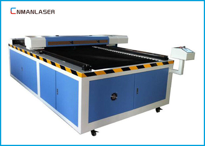 Automatic CO2 Glass Laser Tube 1325 Wood  Laser Cutting Machine With 4*8 Feet Platform