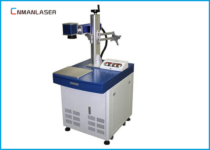 Desktop Ipg Raycus Metal Laser Marking Machine Medical Surgical Instrument