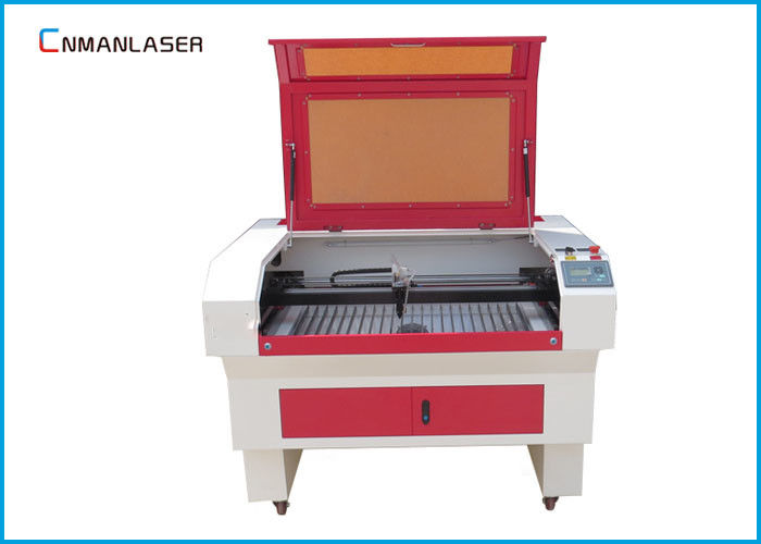 0-30mm Wood Acrylic CO2 Laser Engraving Cutting Machine With RECI 80W Stepper Motor