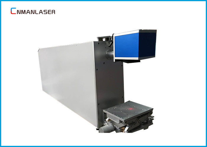 High Efficiency 20w Metal Laser Marking Machine Single Phase With 20KHz~30KHz